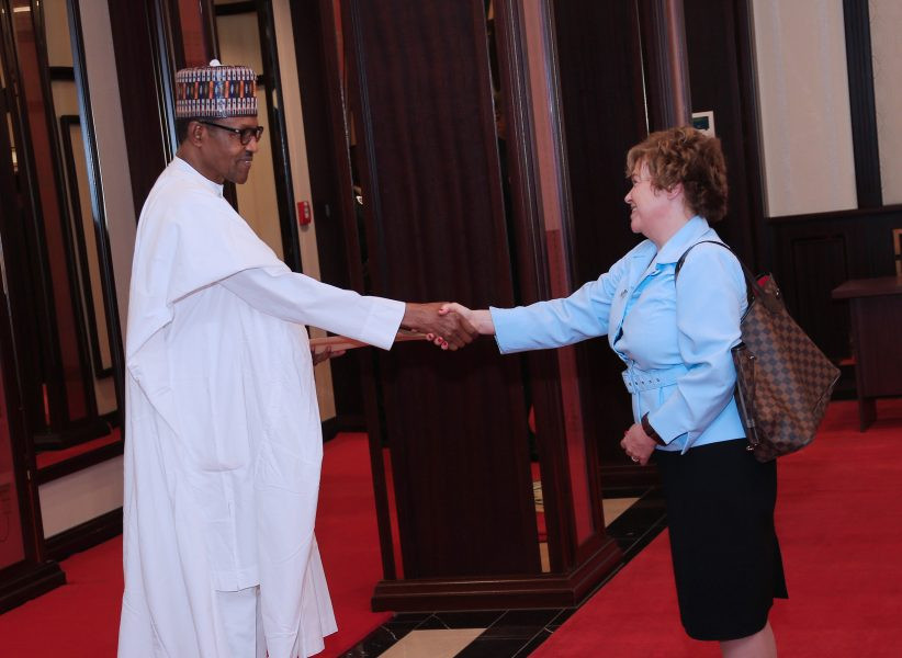 We Determine Those Who Visit Our Country - UK Replies Buhari's Gov't