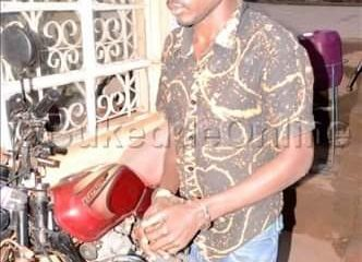 Ugandan Man Arrested For Stabbing His Sister To Death During Argument 1