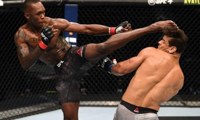 Israel Adesanya Defeats Paulo Costa To Retain His UFC Middleweight Title