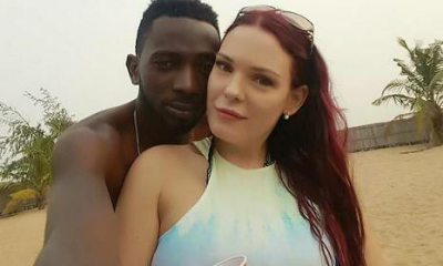 Singer, May D Parts Way With His Caucasian Wife After 2 Years Of Being Together