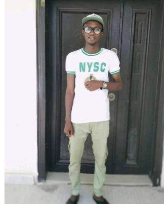 Angry Graduate Sets All His Certificates Ablaze Over Failure To Get A Job (Photos)