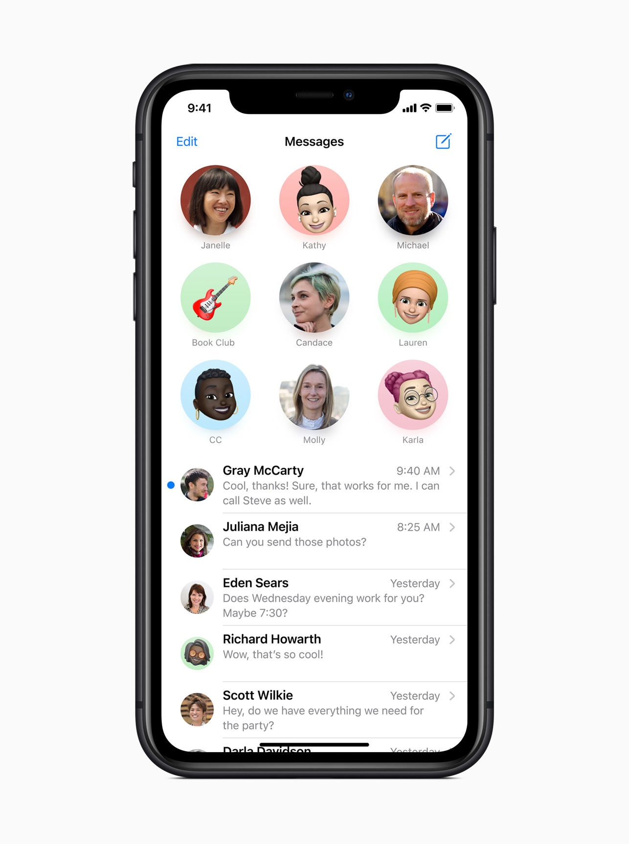 Apple Releases iOS 14...Checkout The Features