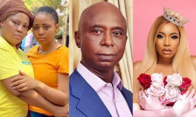 Chika Ike Tried To Snatch Ned Nwoko From Regina - Regina Daniels' Mom
