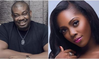 DSS Quizzes Don Jazzy And Tiwa Savage Over Political Statements 4