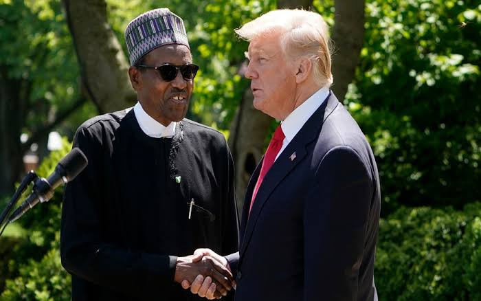 Donald Trump Accused Me Of Killing Christians - President Buhari