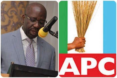 APC Congratulates Obaseki For Winning Edo Election