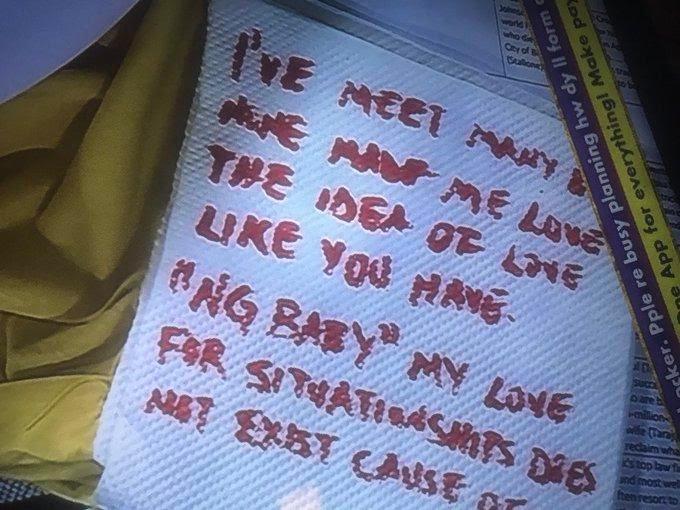#BBNaija: Ozo Writes Love Letter To Nengi (Read)