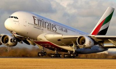 Emirates Airlines Barred From Operating In Nigeria