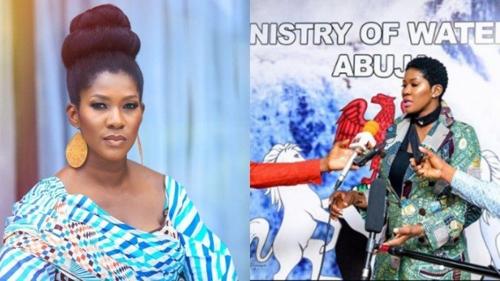 FG Gives Actress, Stephanie Okereke Special Appointment