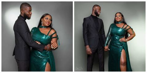 Lady Reveals She Is Getting Married To A Man That 'Stole' Her Earpiece