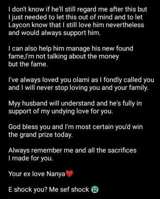 I Dated Laycon For Five Years, I Hope He Remembers Me - Alleged Ex-Girlfriend 6