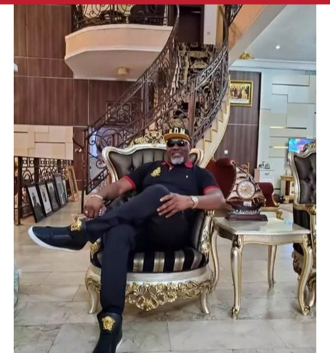 See Photos Of Dino Melaye's Mansion Which Cost 1.5 Billion Naira