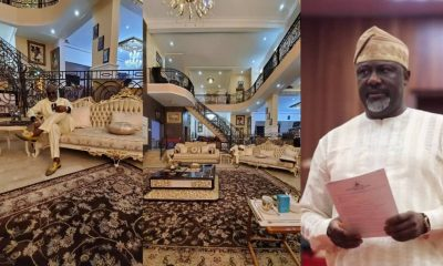 See Photos Of Dino Melaye's Mansion Which Cost 1.5 Billion Naira 8