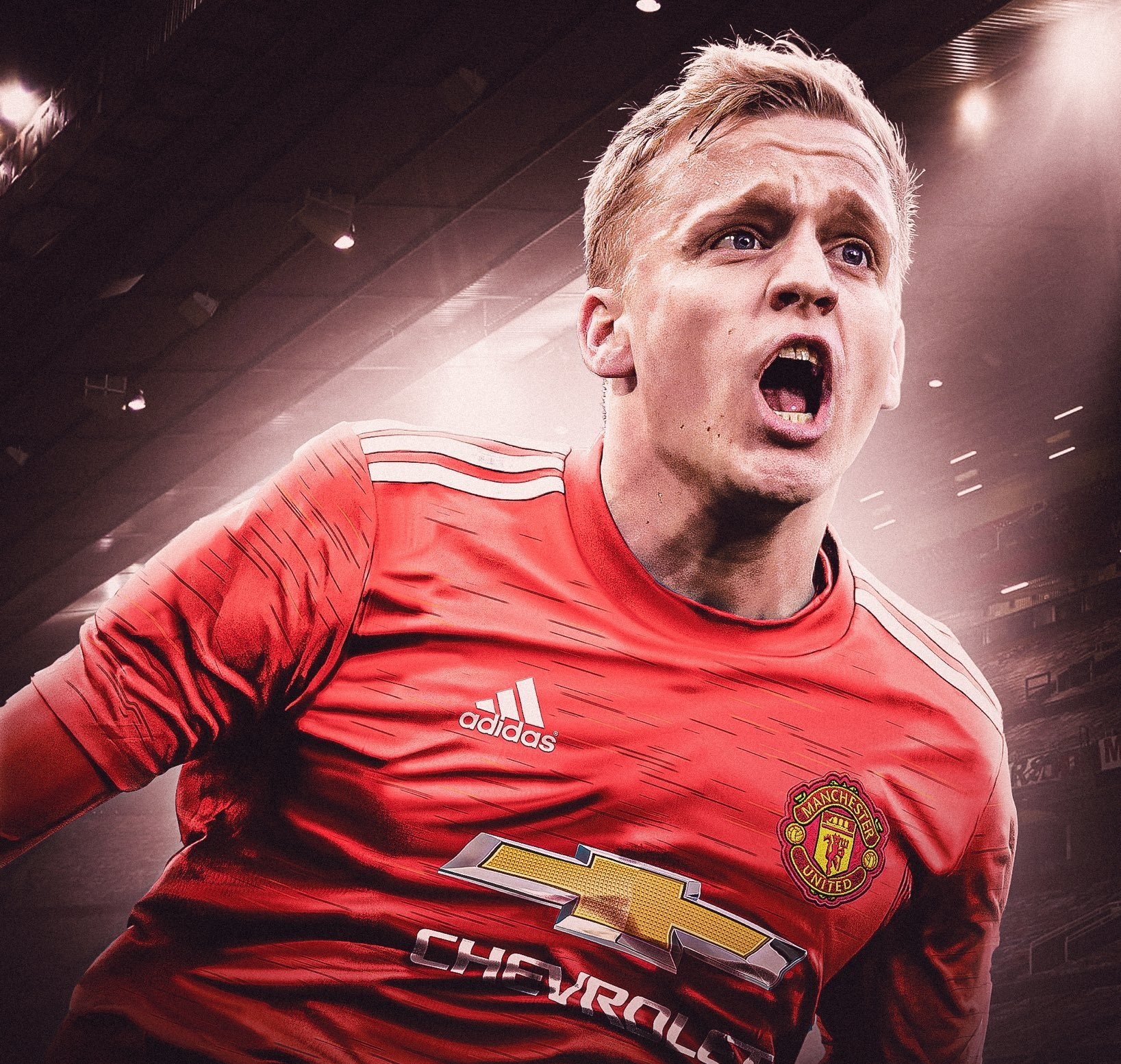 Manchester United Completes Signing Of Van de Beek For €40m From Ajax