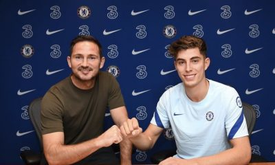 Chelsea Completes Signing Of Kai Havertz For £70m 17