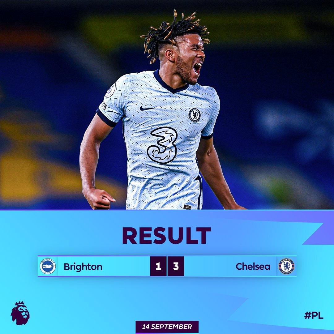 Brighton 1-3 Chelsea Highlight Mp4 Download