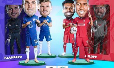 Live Stream: Chelsea vs Liverpool - 2020 EPL 3