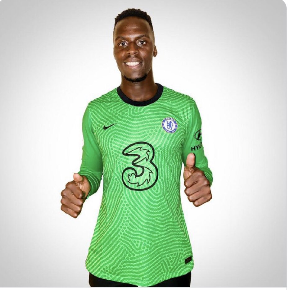 Chelsea Signs Goalkeeper Mendy For £22m From Rennes