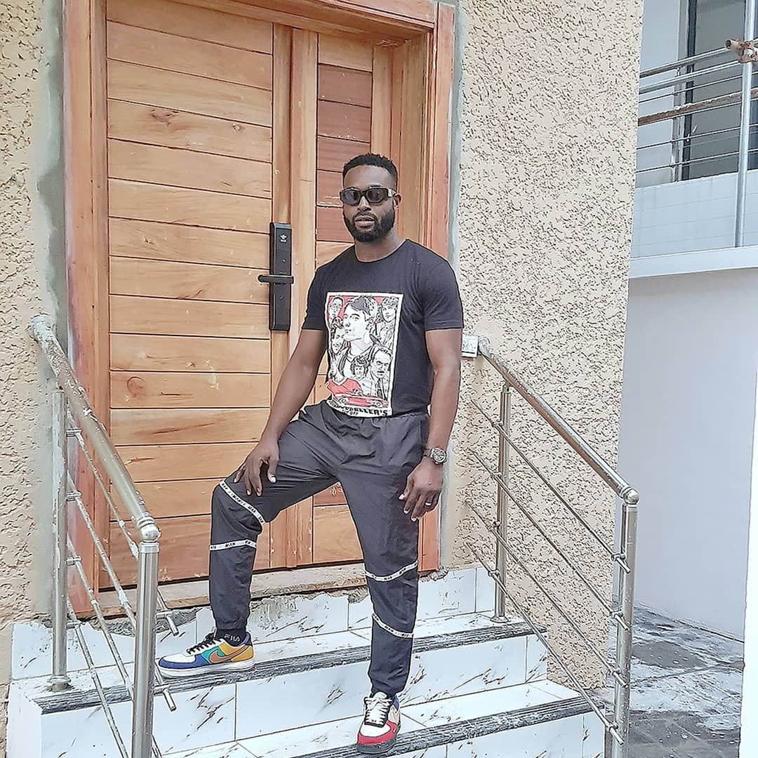 DJ Neptune Gifts Himself A House As Birthday Gift