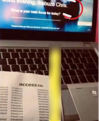 Nigerian Hacker Reveals He Hacks Banks, Shows Customers' Data As Proof 3