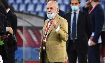 Napoli president, Aurelio De Laurentiis tests positive for COVID-19
