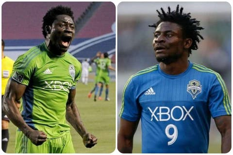 Obafemi Martins Joins Wuhan FC On A One-Year Deal