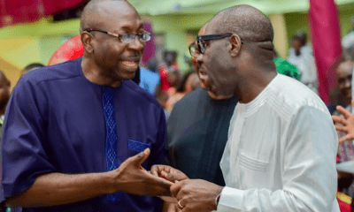 Please Come Back To APC - Osagie Ize-Iyamu Begs Governor Obaseki 1