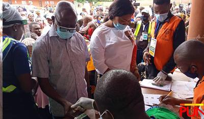 Edo Election: Card Readers Not Working, INEC Failed - Oshiomhole