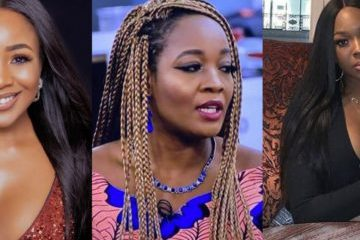 #BBNaija: Lucy And Vee Are Trying To Get Me Disqualified - Erica 15