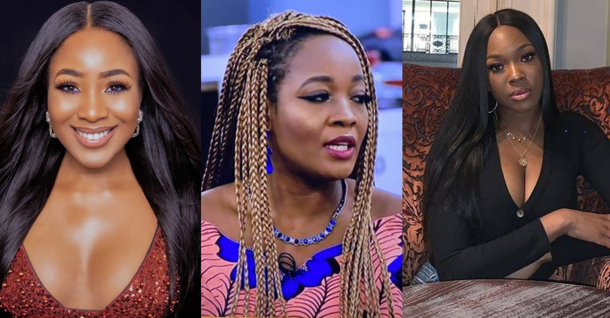 #BBNaija: Lucy And Vee Are Trying To Get Me Disqualified - Erica