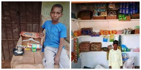 Wow! Primary School Student Opens 'Shopping Complex' In Kano (Photos) 4