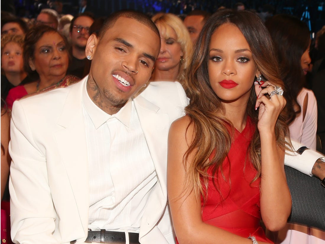I Still Love Chris Brown, We're Friends Again - Rihanna Tells Oprah Winfrey 2