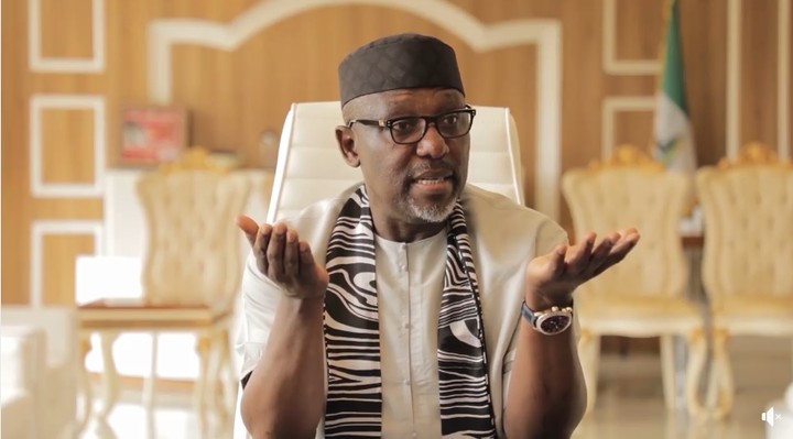 People Of Edo State Voted Against Injustice – Rochas Okorocha Says After APC Lost In Governorship Election