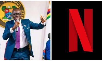 Gov Sanwo-Olu Suspends Director Who Imposed 5% Levy On Netflix, Others