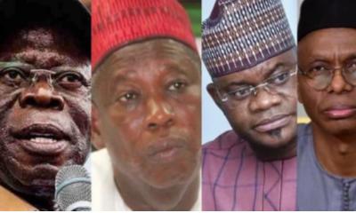 Oshiomhole, Kano And Kogi State Governors Reportedly Handed US Visa Ban Over Election Malpractice 1