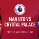 Man United vs Crystal Palace