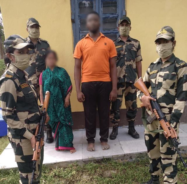 Nigerian Man Arrested Attempting To Enter Bangladesh