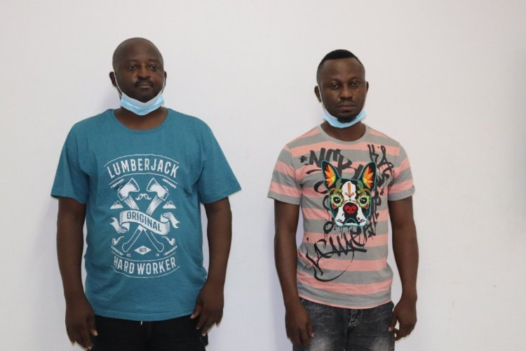 INTERPOL Arrest Two Nigerians For Scamming German Company Of €14.7 Million Over COVID-19