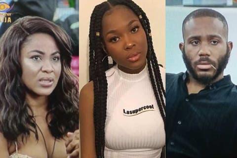 #BBNaija: Erica Can't Perform Well Without Kiddwaya - Vee