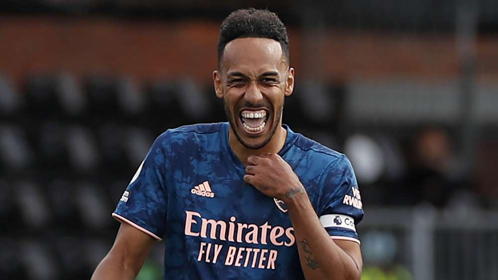 Aubameyang Extends Arsenal Contract By Three Years
