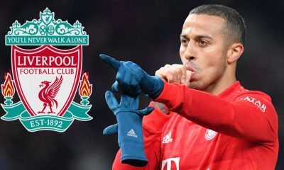 Liverpool Signs Thiago Alcantara For £20 Million