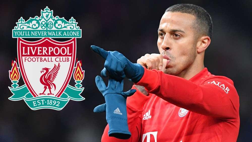 Liverpool Signs Thiago Alcantara For £20 Million
