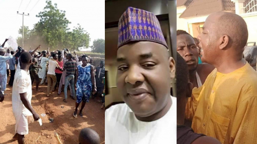 Youths Beat Up Kano House Of Representatives Member Over Failed Promises, Bad Performance