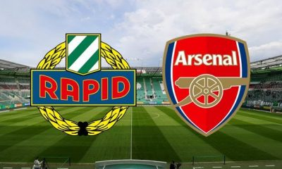 Rapid Wien vs Arsenal Live Stream