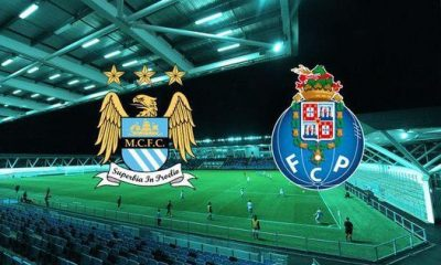 Live Stream: Man City vs Porto - 2020 UCL 19