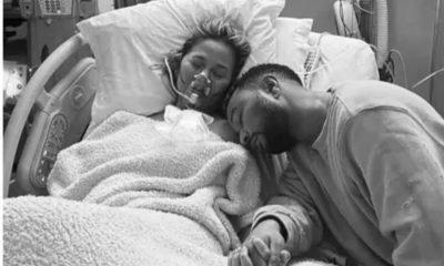 Chrissy Teigen Suffers Miscarriage 10
