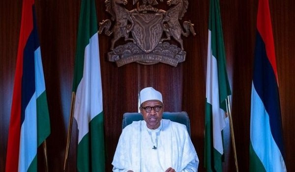 Nigeria@60: Full Text Of President Buhari's Independence Day Speech