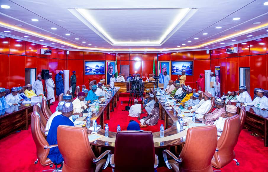 N107bn Was Stolen In Previous Administration
