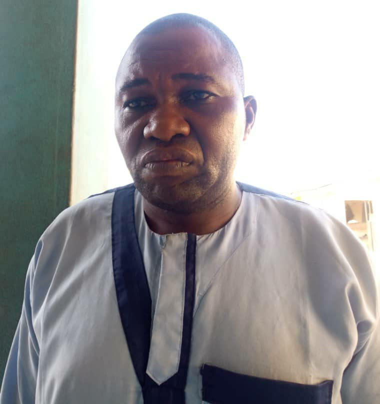 Police Arrest Security Guard Over Alleged Plan To Rob