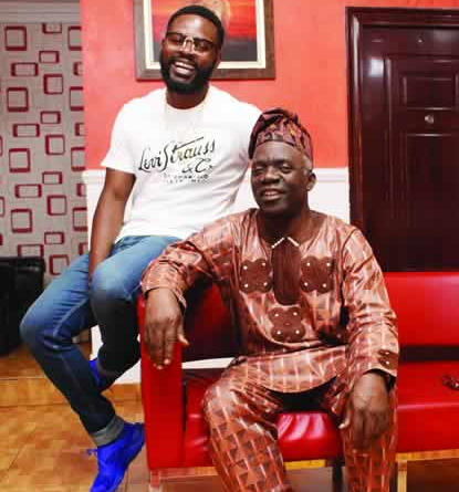 Falz's Father Says He Is Proud Over The Singer's Involvement In #EndSARS Protests